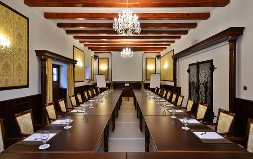 Hotel Malý Pivovar konference