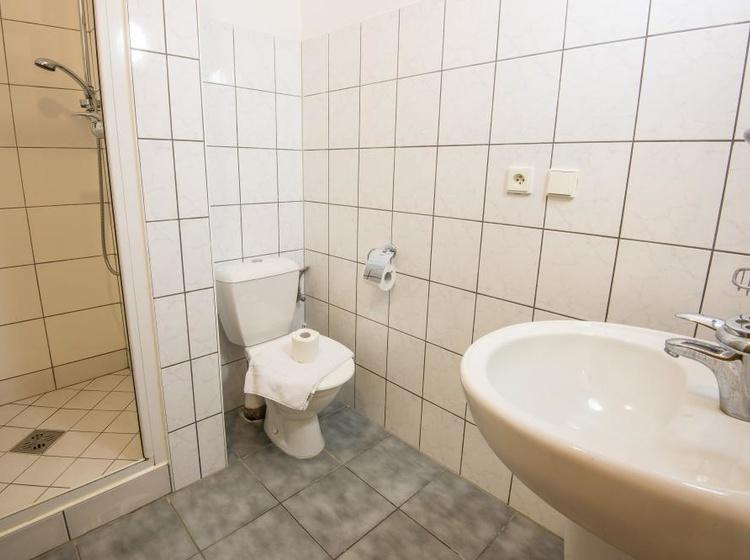 Koupelna pokoj 20