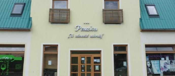 Penzion U Zámecké zahrady Lipník nad Bečvou 1133549307