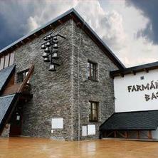 Restaurace a penzion Farmářská bašta Velký Újezd