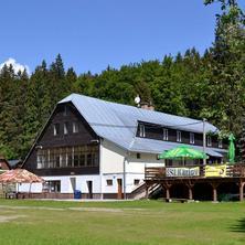 Chata Zátiší - léto
