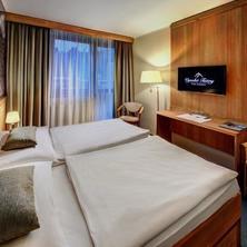 Hotel FIS-Štrbské Pleso-pobyt-Relaxační pobyt na 4 noci