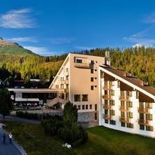Hotel FIS-Štrbské Pleso-pobyt-Relaxační pobyt na 5 nocí
