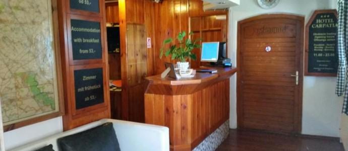 Hotel Carpatia Záhorská Bystrica 1133553087