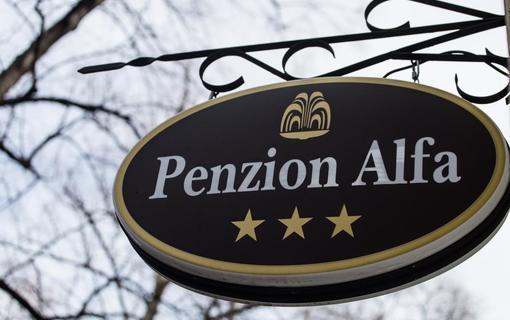 Penzion Alfa Poděbrady Penzion Alfa Poděbrady