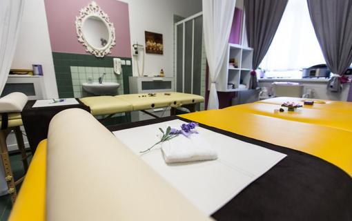Penzion Alfa Poděbrady Wellness centrum_Masáže