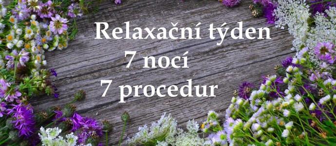Penzion Alfa Poděbrady-pobyt-Relaxační týden (7 nocí, 7 procedur)