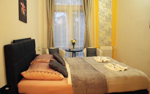 Penzion Alfa Poděbrady Dvoulůžkový pokoj