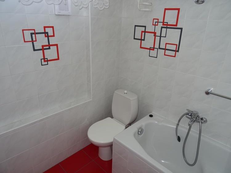 Pokoj č. 6 - koupelna