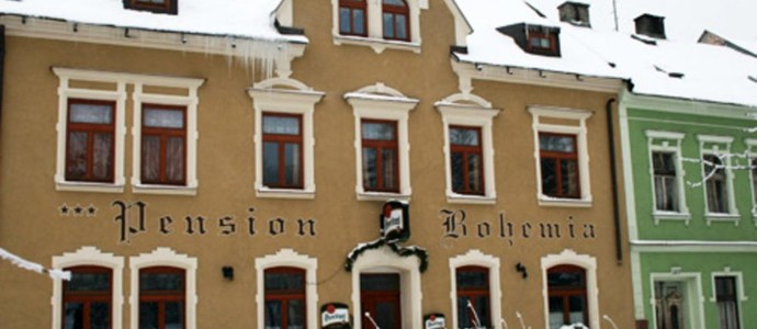 Penzion Bohemia Horní Blatná 1125950895