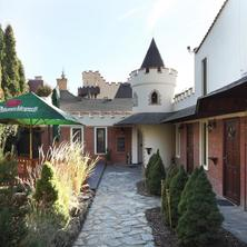 Hrádeček restaurace a penzion Praha
