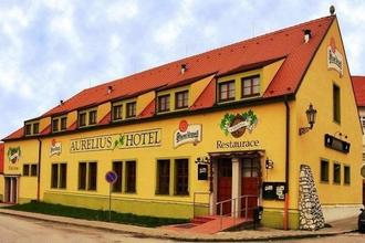 Hotel Aurelius-Mikulov-pobyt-Čtyřdenní relax pod Svatým kopečkem