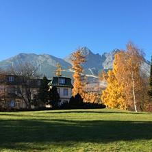 Stará Morava v jeseni
