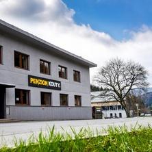 Penzion Kouty - Loučná nad Desnou