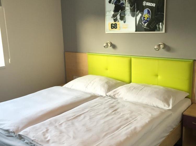 Sport Hotel Sletiště Pokoj 2