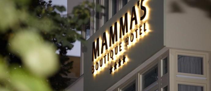 MAMMA´S Boutique Hotel Poděbrady