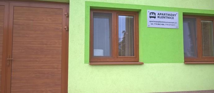 Apartmány-Klentnice Klentnice