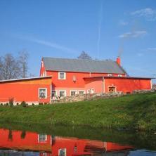 Pension a Restaurace Za rybníkem