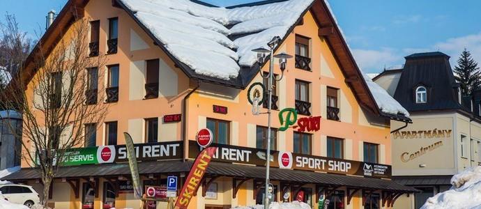 Apartmány Sport Rokytnice nad Jizerou