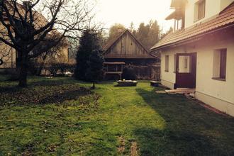 Chalupa na dobrém místě Prostřední Bečva