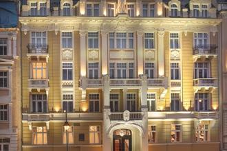 Karlovy Vary-Luxury Spa Hotel OLYMPIC PALACE