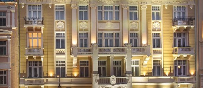Luxury Spa Hotel OLYMPIC PALACE Karlovy Vary