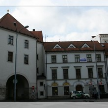 Rooms Novobranská / Orlí Brno