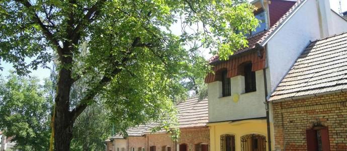 Ubytování nad sklípkem Pod pyramidou Moravská Nová Ves 1119830090
