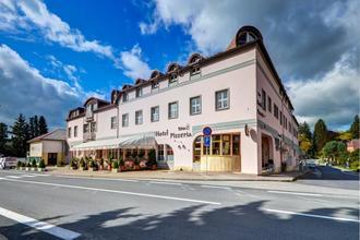 Hotel Istria-Velké Losiny-pobyt-Relaxační wellness pobyt v Hotelu Istria na 5 nocí