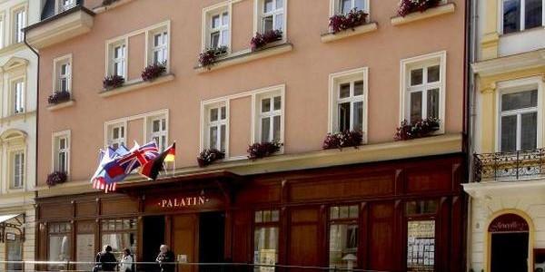 Hotel Palatin Karlovy Vary