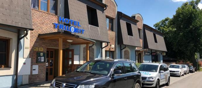 Hotel Trilobit Veselí nad Lužnicí 1133570383