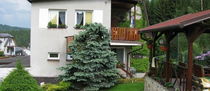 Ubytování Pod Hájem Karlovy Vary