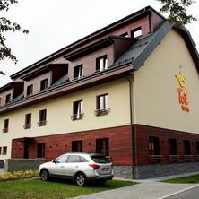 Hotel Toč Lipová-lázně