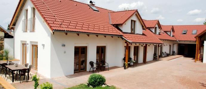 Apartmány Lhota Haškovcova Lhota