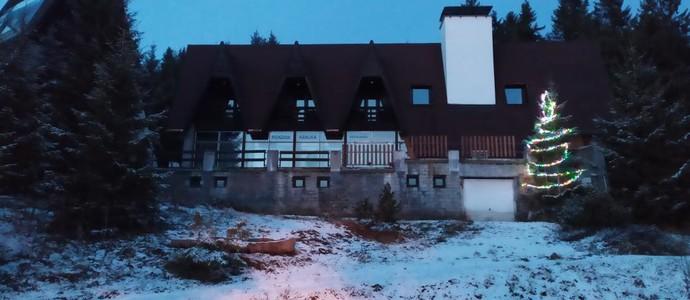 Penzion Azalka - Hofmanky Železná Ruda