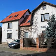 Penzion Eliška Praha