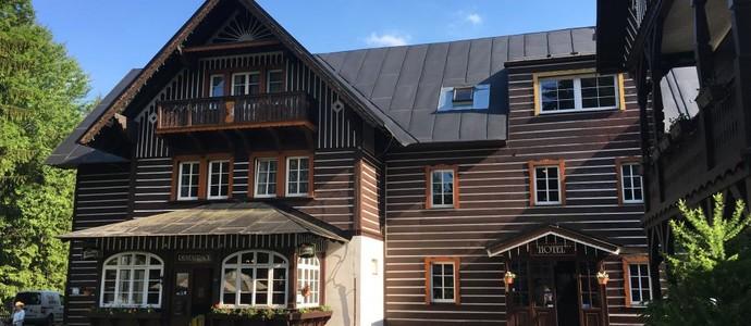 Hotel Tři růže+ Špindlerův Mlýn 1123799396