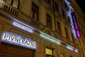 Vinohradský dům Praha