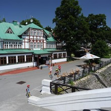 Villa Hubertus Špindlerův Mlýn 1120673450