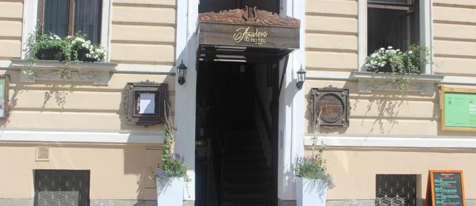 Hotel Amadeus České Budějovice