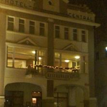 Pohled na Penzion večer - Dvůr Králové nad Labem
