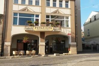 Penzion Hotelu Central Dvůr Králové nad Labem 48328012
