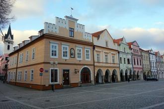 Penzion Vratislavský dům Třeboň