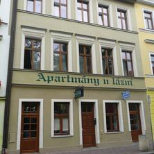 Apartmány Kamenné Lázně