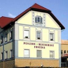 Penzion Fontána - Sudoměřice u Bechyně
