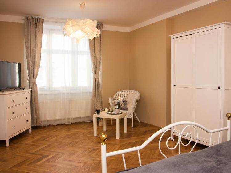 Apartmány Tylova 515