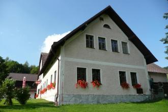 Penzion Vápenka Horní Maršov 942734408
