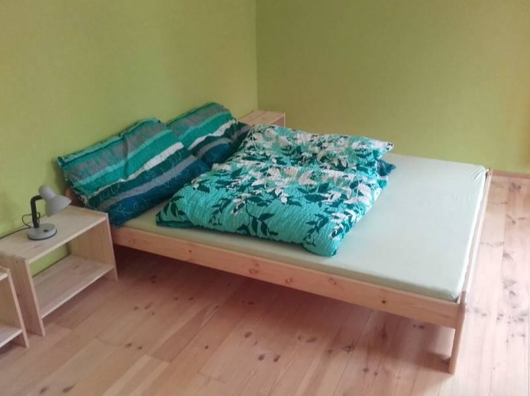 Zelený pokoj