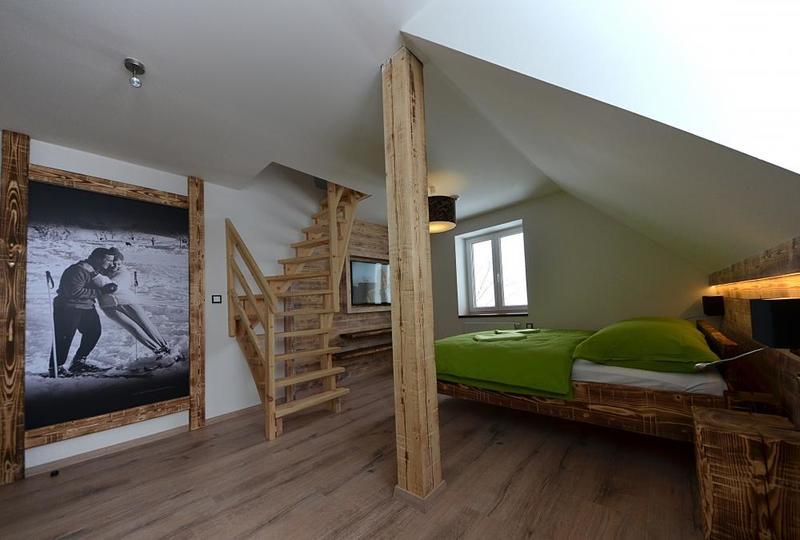 Accommodation Apartments Benecko Krkonose
