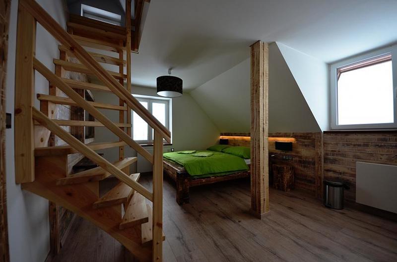 ubytování Apartmána Benecko